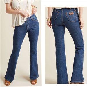 NWT Wrangler ModCloth Collaboration 14x33 Jeans